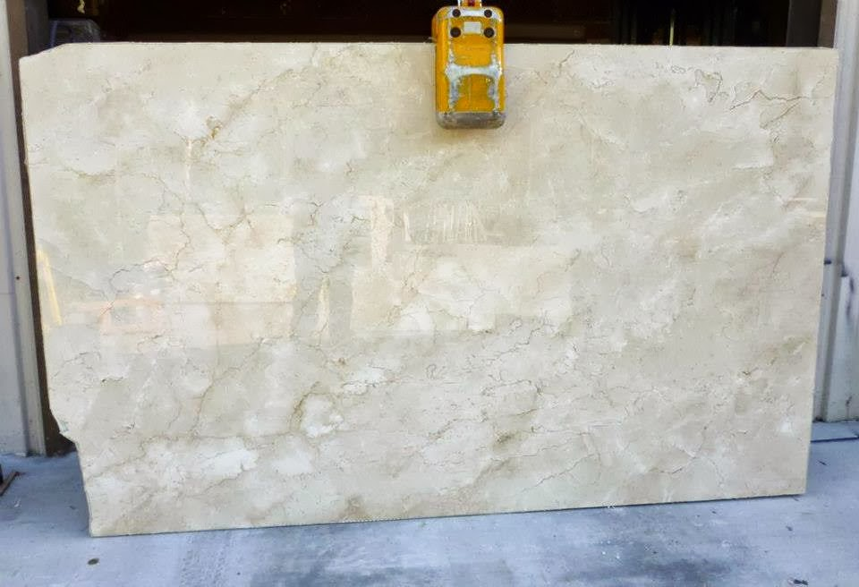 Color Spotlight Crema Marfil Marble Granite Countertop Warehouse