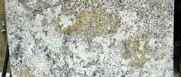 Delicatus White Granite Countertop Atlanta
