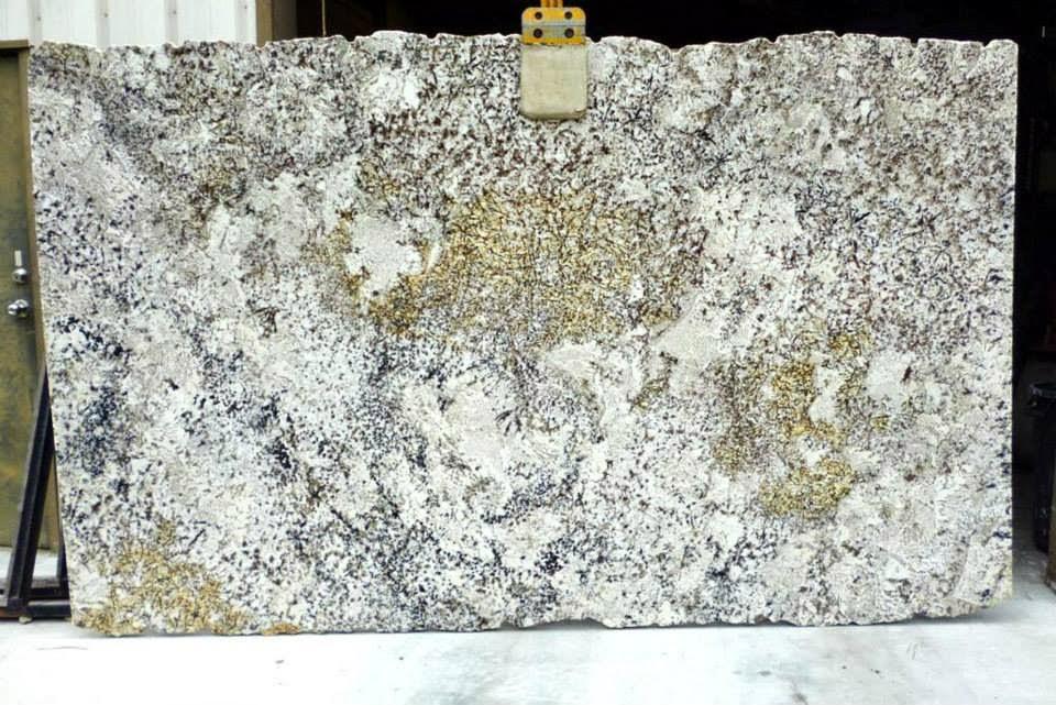 Delicatus White Granite Countertop Atlanta