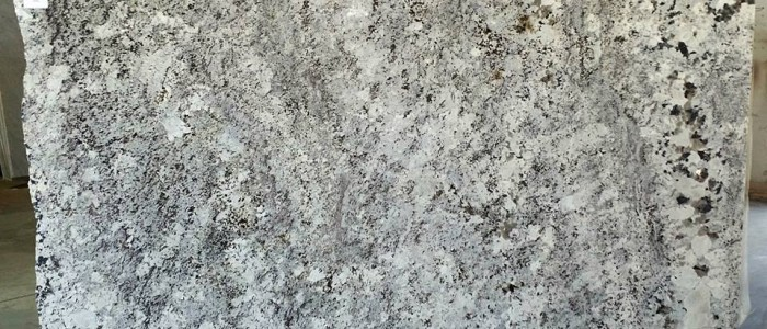 Delicatus White Granite Countertops Atlanta