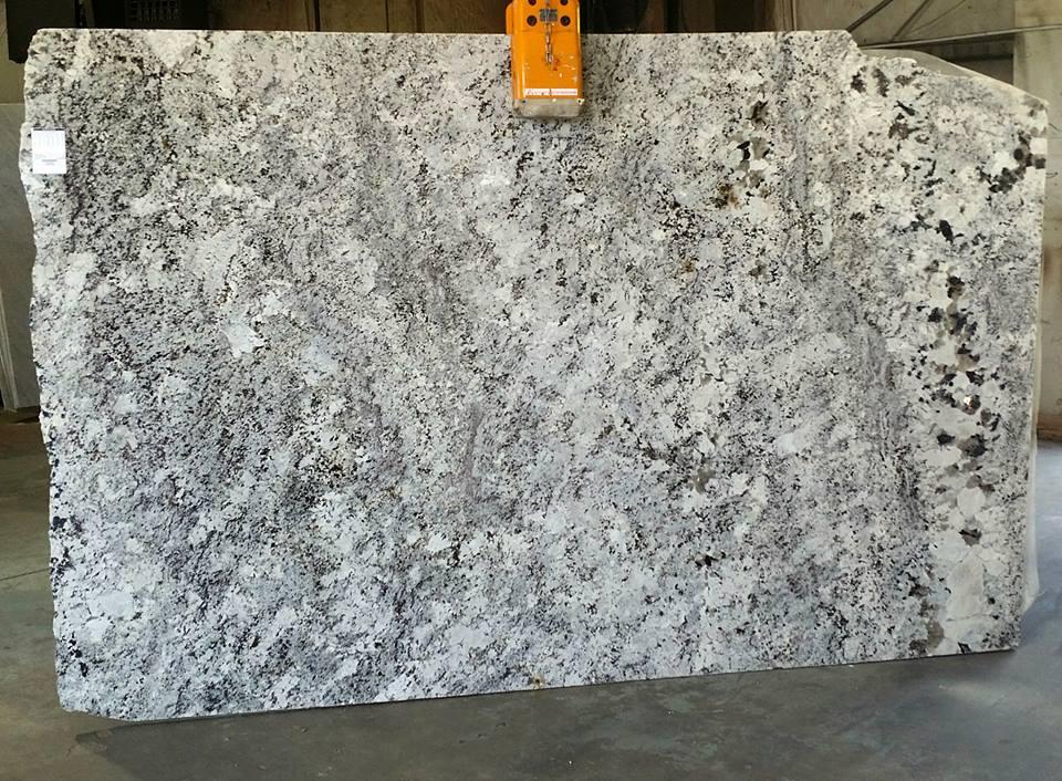 Delicatus White Granite Countertops Atlanta