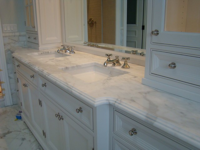Bathroom Granite Countertops : Vanities ? Showers ? Walls ? Stalls-Counters