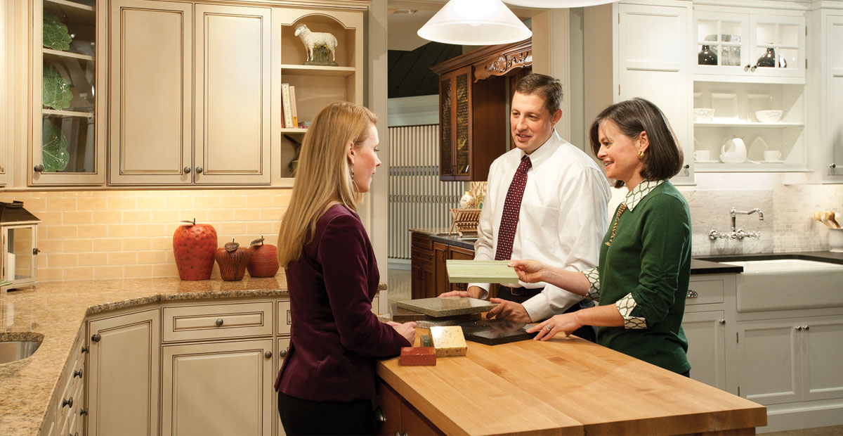 Great Countertops require Great Customer Service
