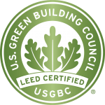 LEED certification for countertops
