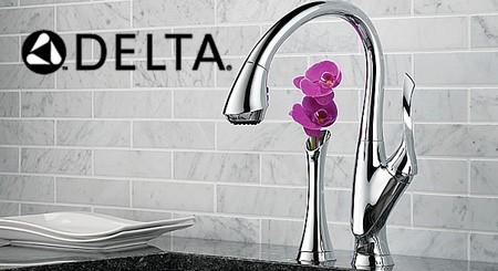 delta faucet for granite countertops
