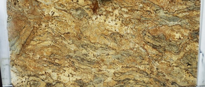 Golden Crystal Granite Countertops Atlanta