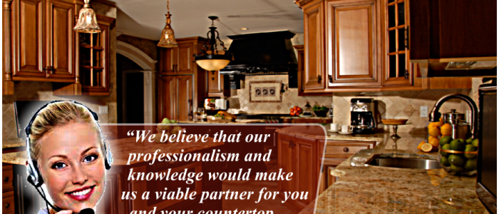 Granite Countertop Fabricator and Installer