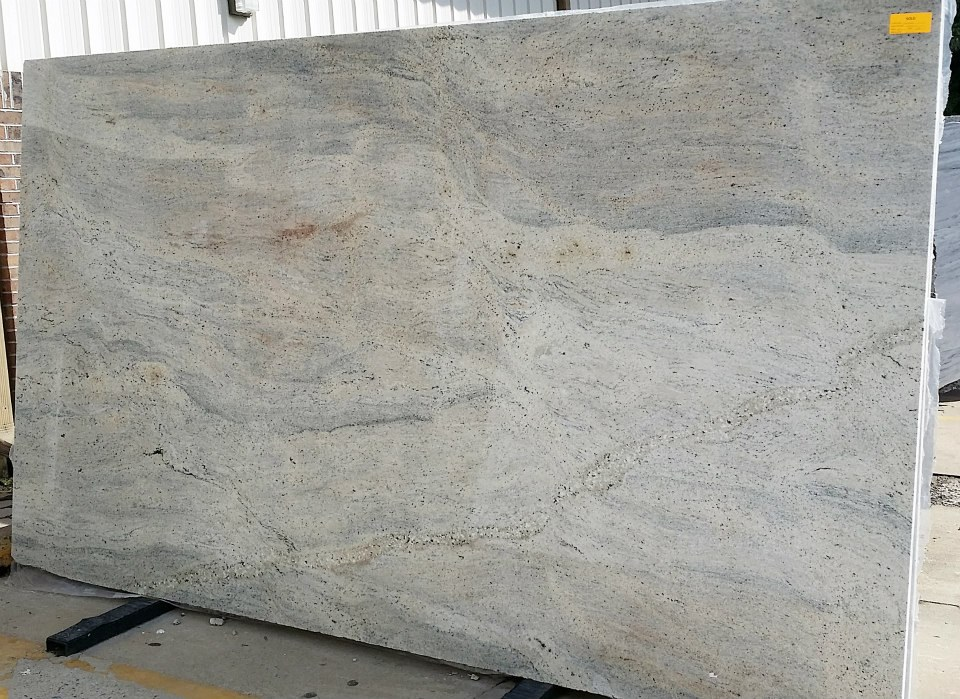 Ivory Fantasy Granite Countertop Atlanta