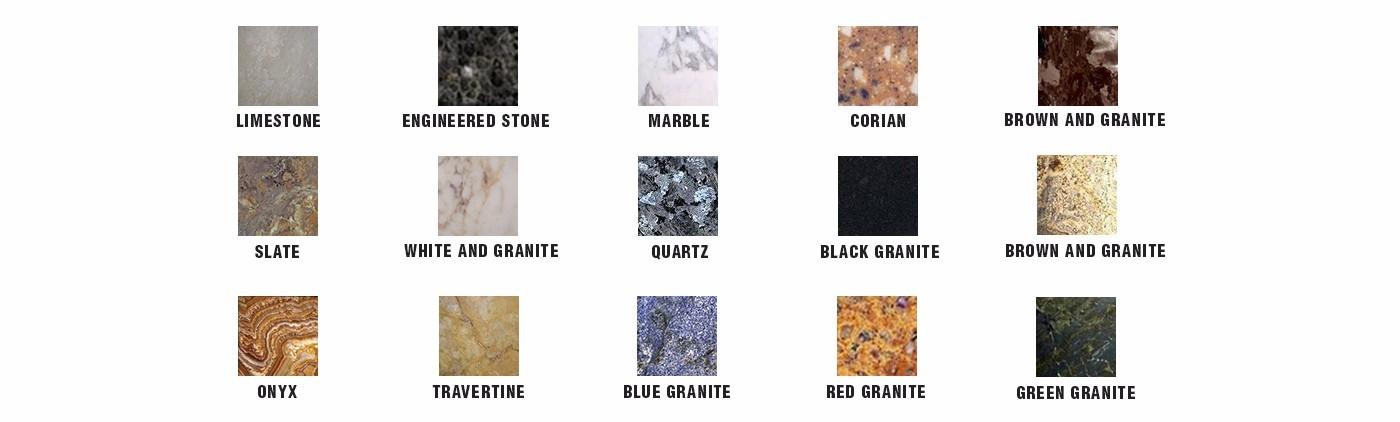 granite slider