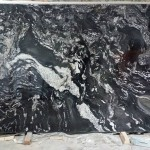 Magma Black Granite Countertop Atlanta