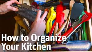 Organize your Kitchen Fast