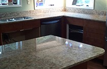 Countertop Removal and Plumbing Reconnection