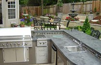 Outdoor Kitchens services