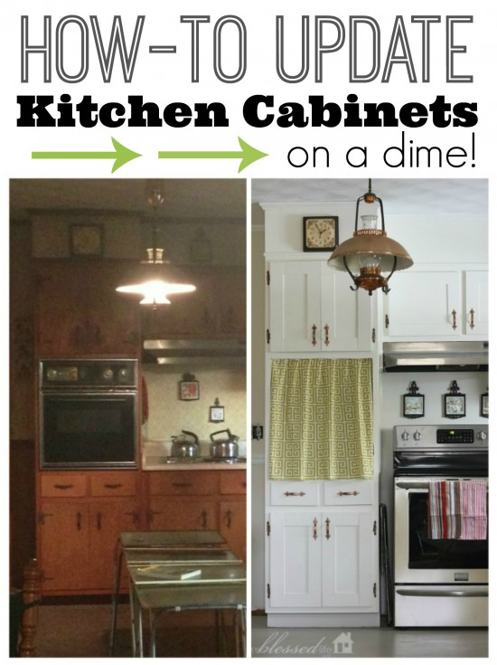Updating your cabinets granite countertop warehouse - Simple ways of freshening up spaces without spending too much money ...