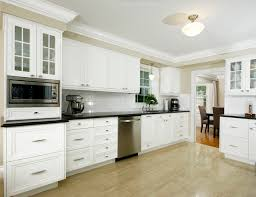 Crown Molding in the Kitchen