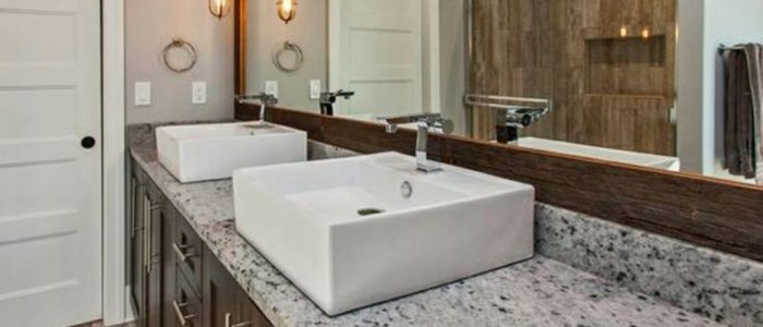 Beautiful Ideas on Granite Vanity Tops for Modern Bathrooms!
