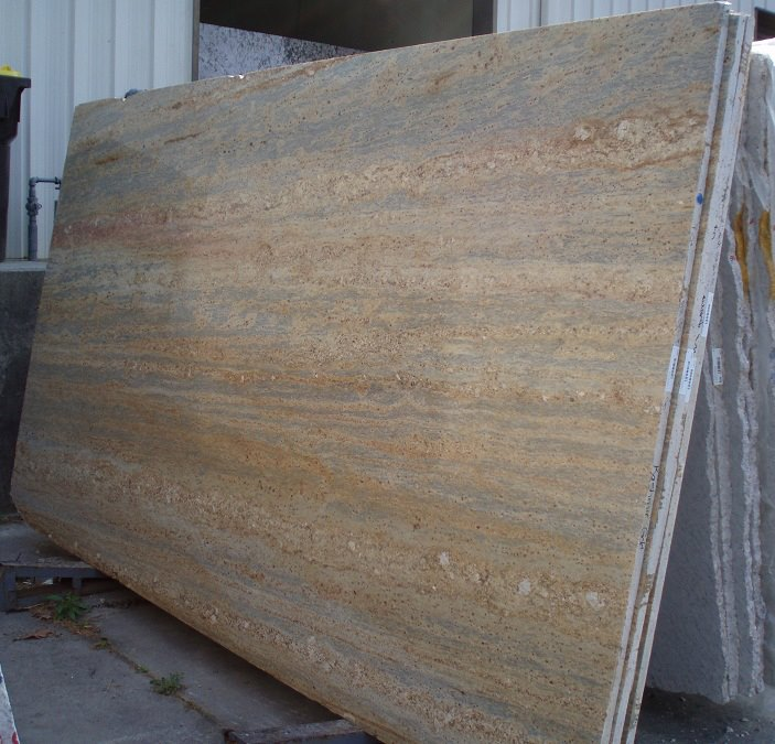 Cashmere Gold Granite