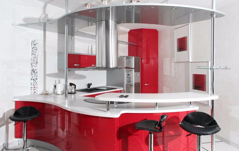 Retro Kitchen Designs Inspiration Retro Kitchen Design Pictures