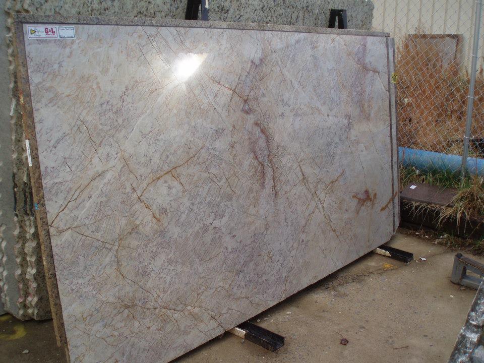 Sienna Pearl granite