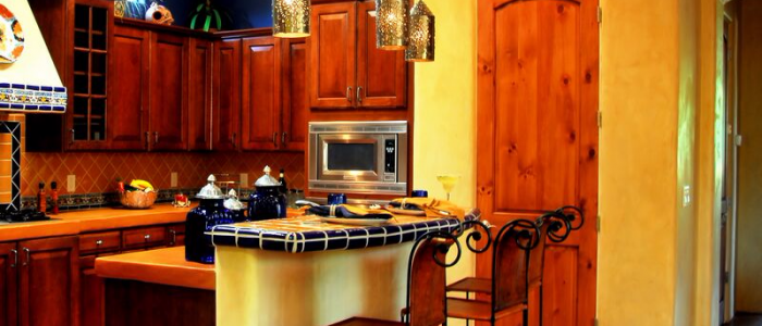 Mexican Style Kitchens Ideas