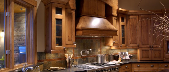 Warm and Cozy Rustic Kitchens