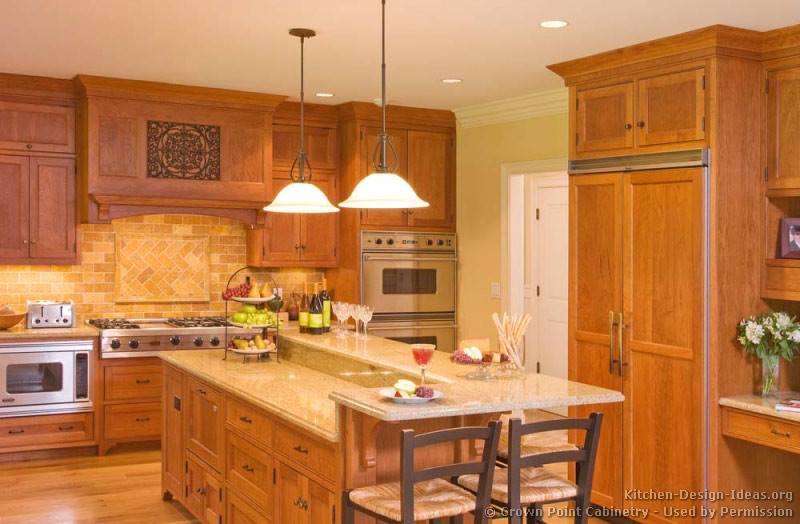 Corian Kitchens In Bright Colors