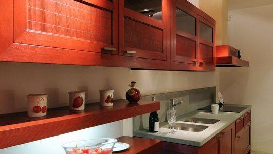 Medium Wood Cabinets for Modern Kitchens
