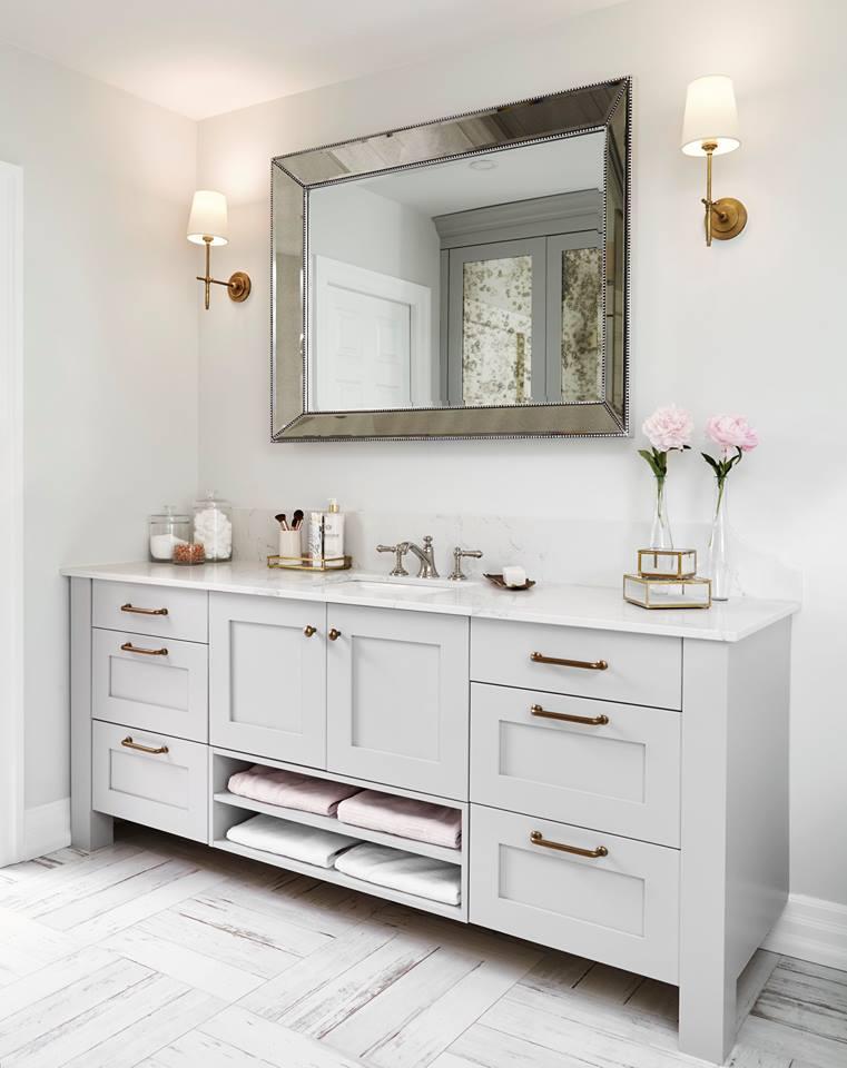 Statuario Maximus Makes A Fairest Bathroom