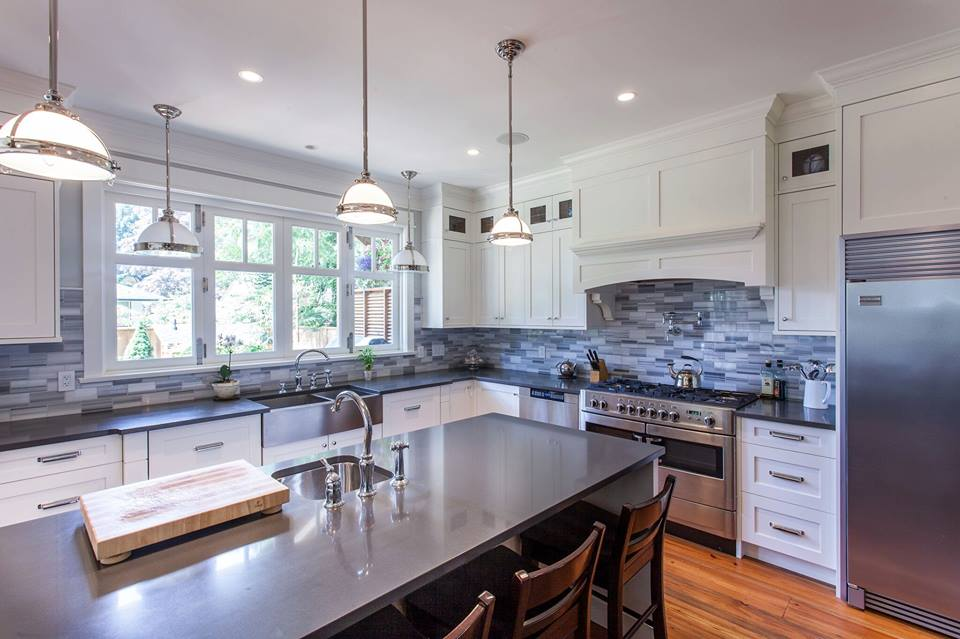 Caesarstone Quartz Countertops- Concrete Inspired Colors