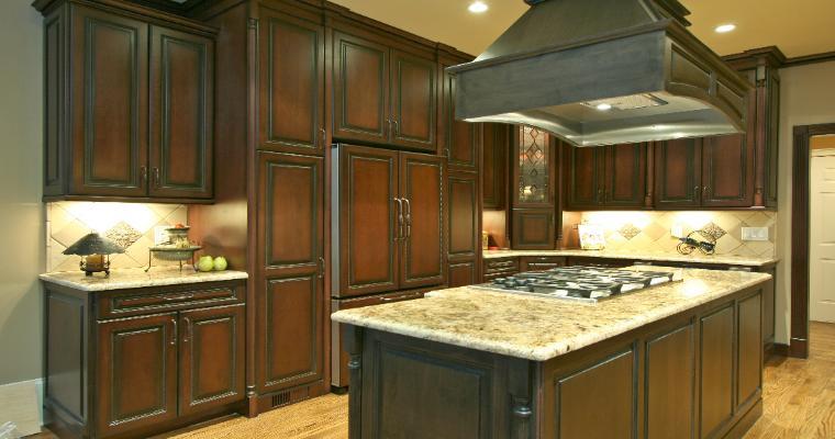 Compare our kitchens to Top South Granite in Marietta GA