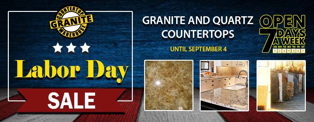 Granite Countertop Warehouse Labor Day Sale Granite Countertop Warehouse