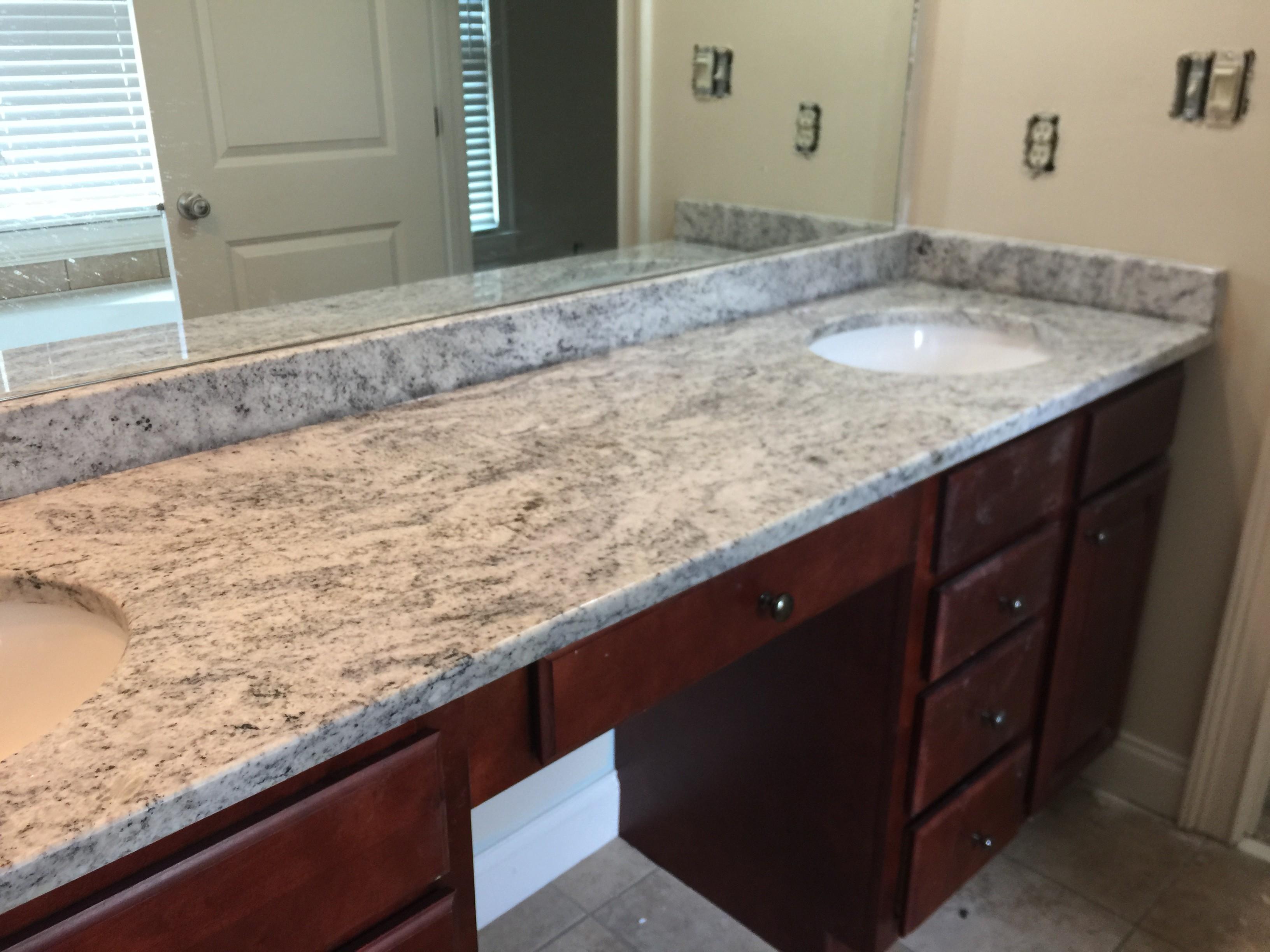 Bahama White granite