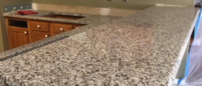 Bella White granite countertop
