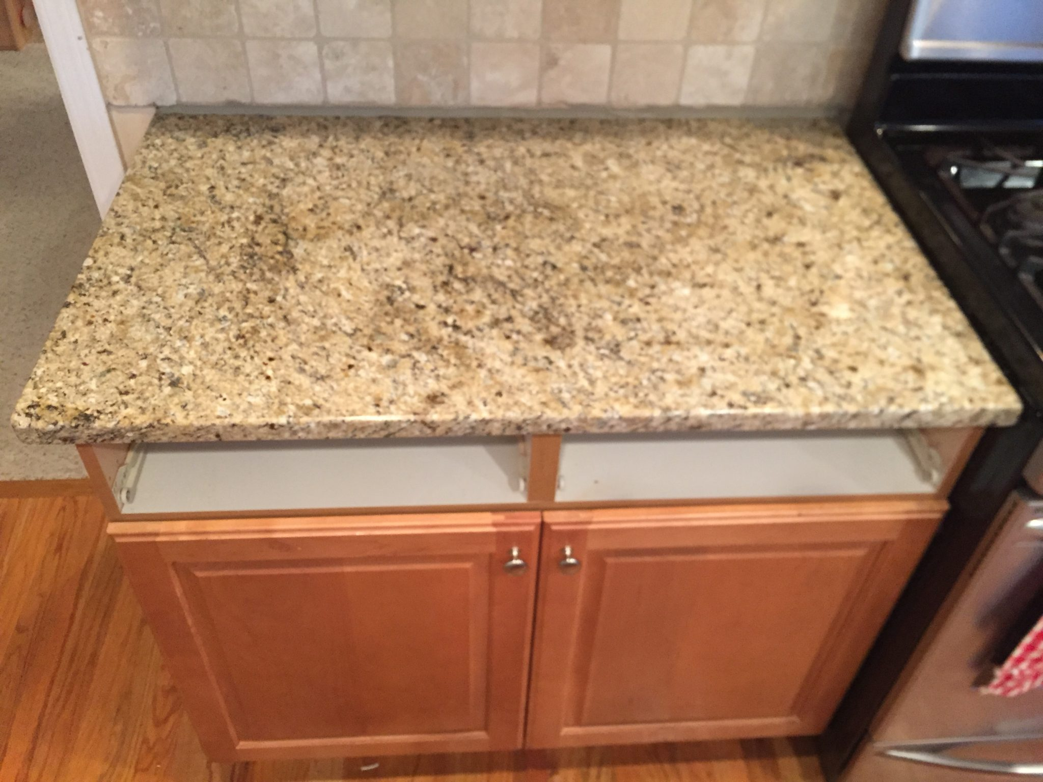 Granite Countertops, Brazilian Granite. Granite Countertops, Brazilian  Granite. New Venetian Gold Granite