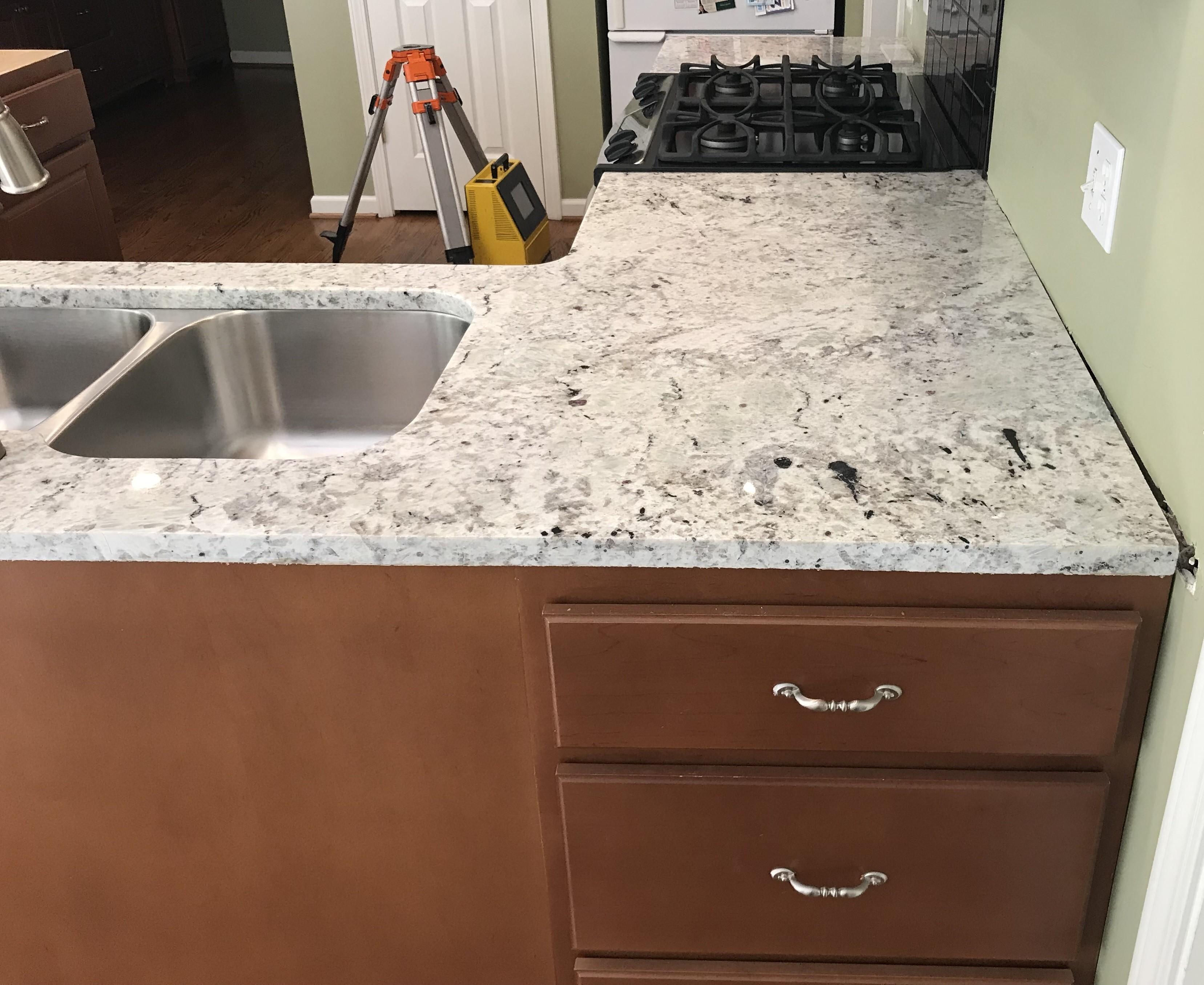 Shadow Storm kitchen countertop