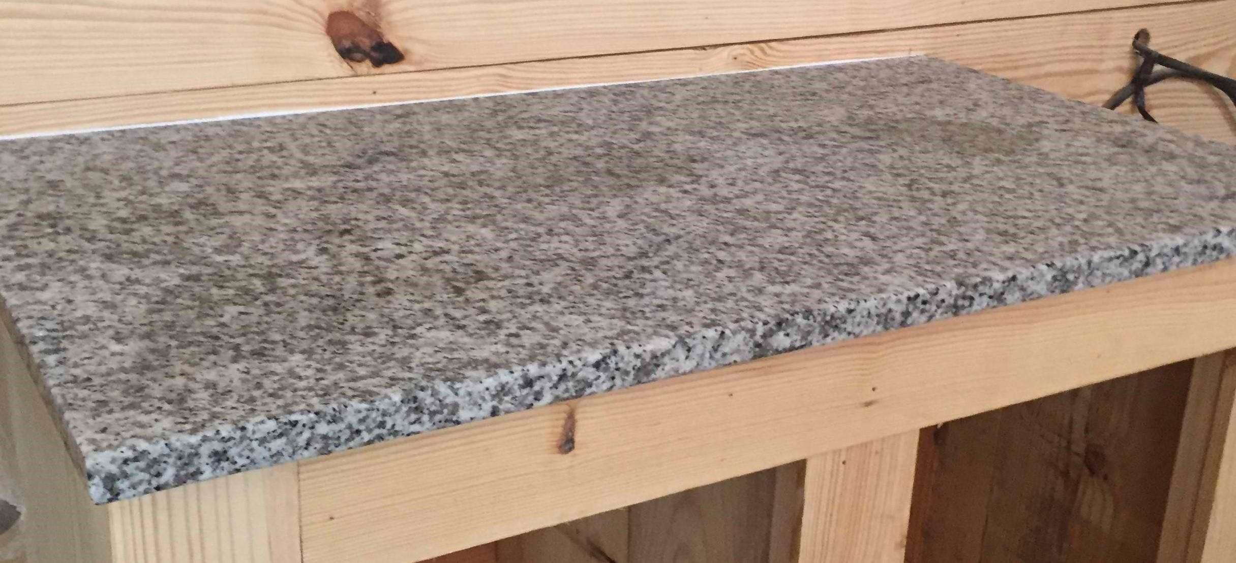 Beautiful Luna Pearl Granite Countertop For Kitchen Or Bathroom