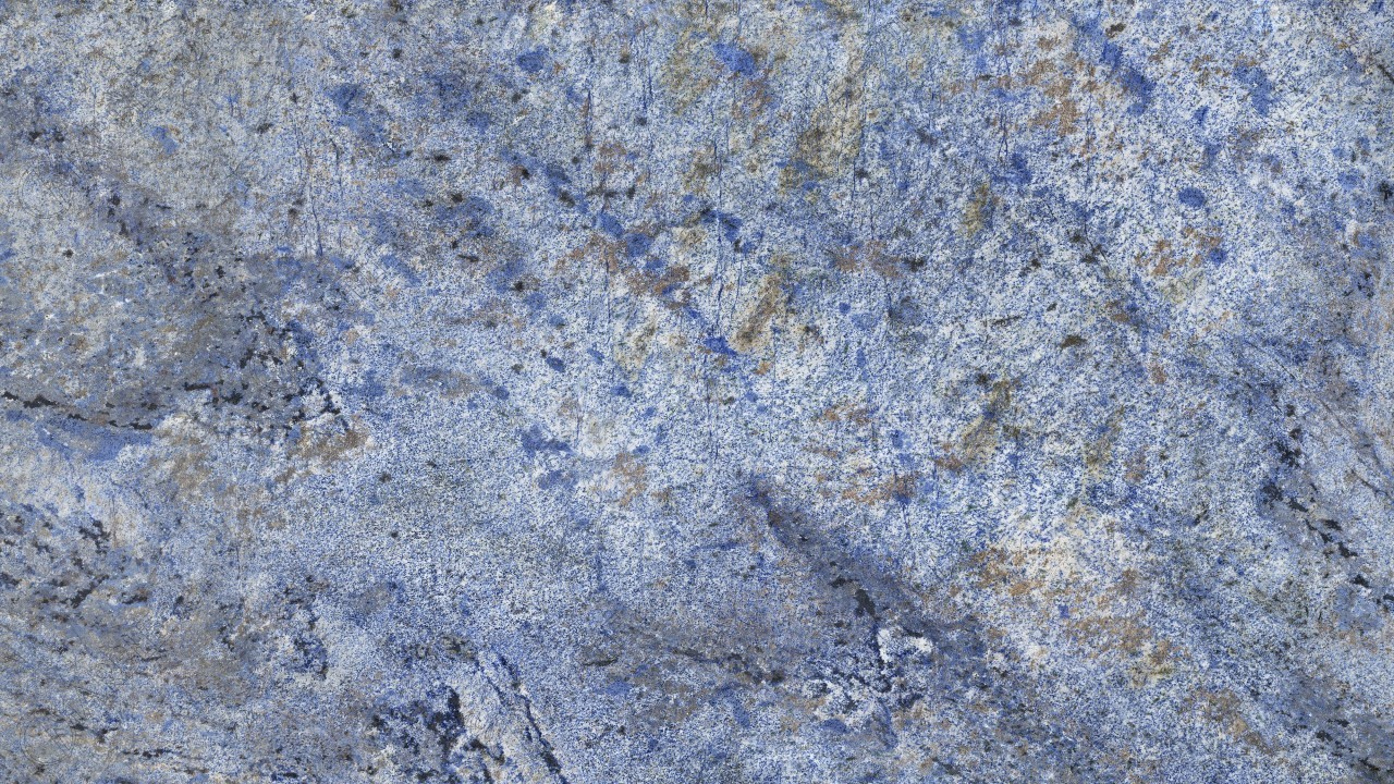 Blue Bahia Granite Countertop