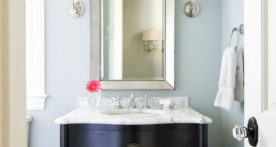 Beautiful Granite Vanity