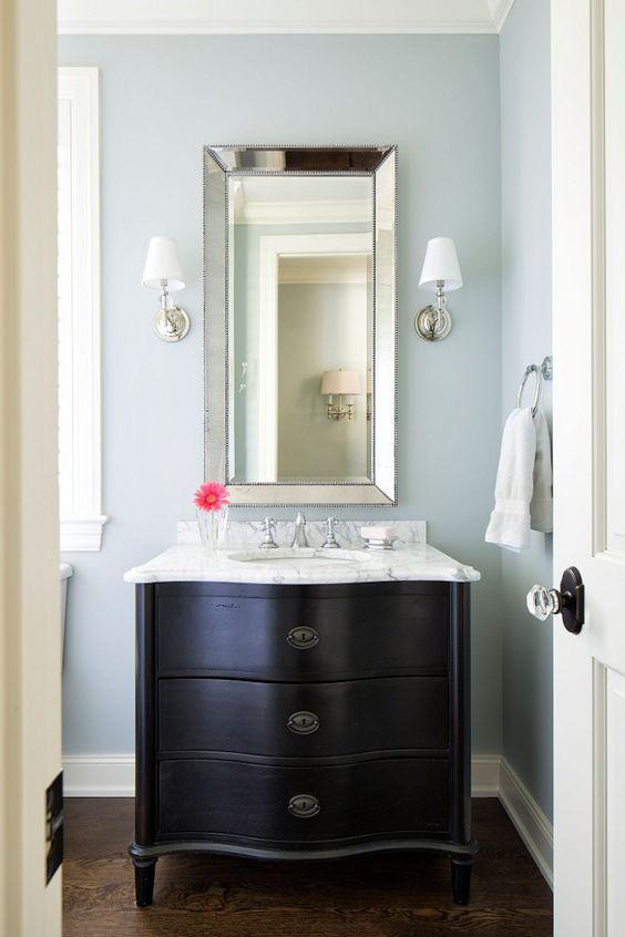 Beautiful Granite Vanity