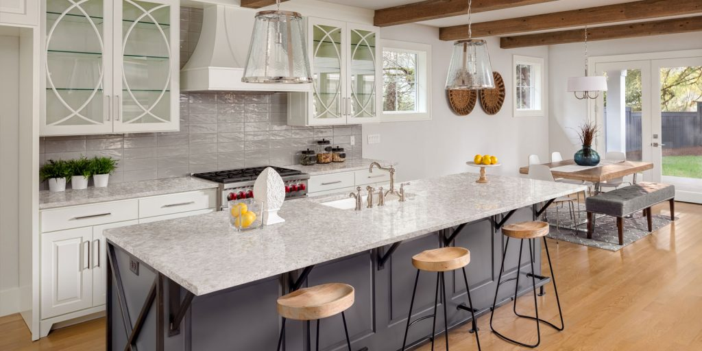 Beauty of the Neutral and Versatile White Pearl Granite