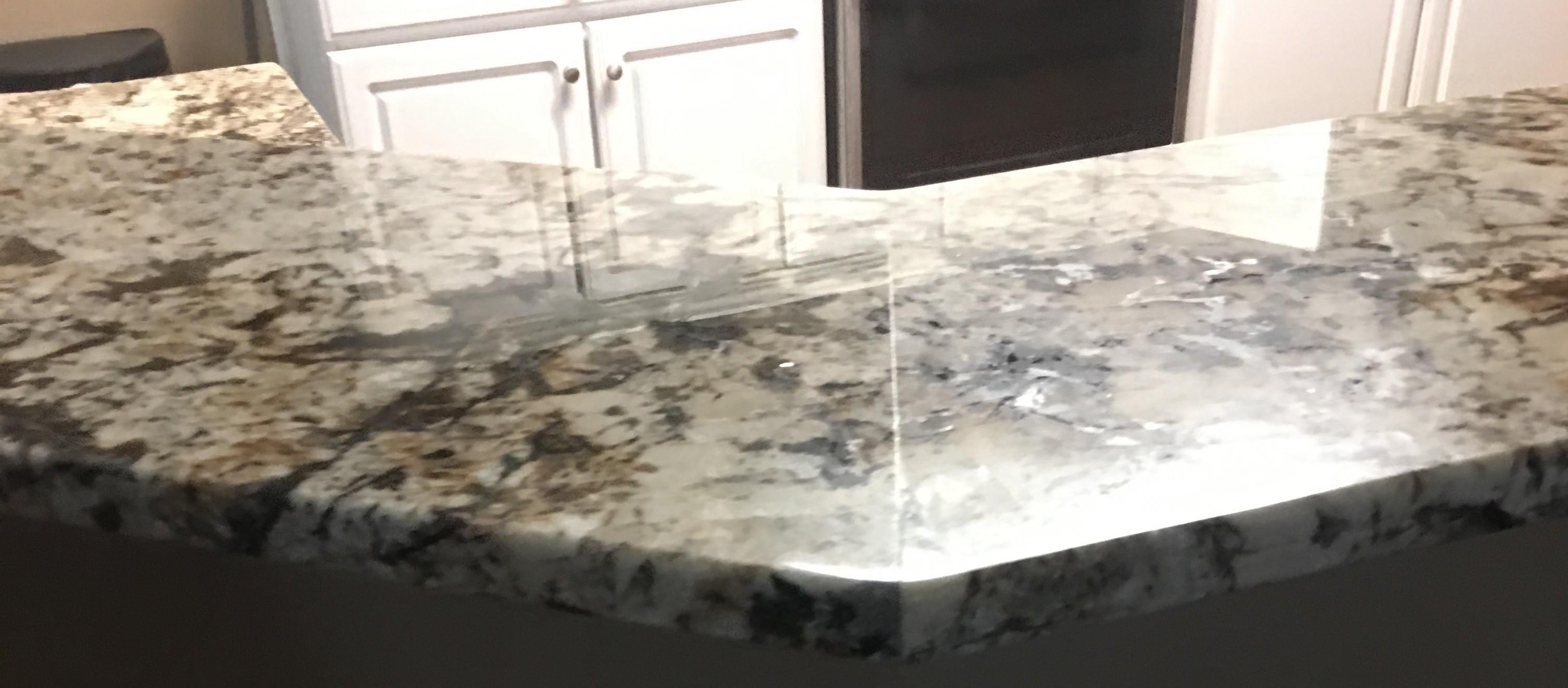 Project Profile Delicatus Gold Granite Countertops In Kennesaw Ga