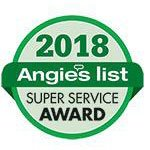 Award from Angie's List