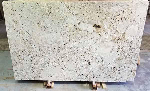 Photo of a slab of Hawaii Granite.