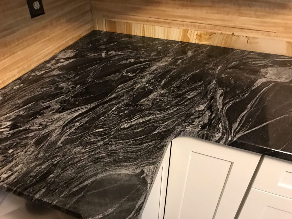 Silver Waves Granite Kitchen Countertops2