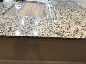 Santa Cecilia Light Granite Kitchen Countertops 2