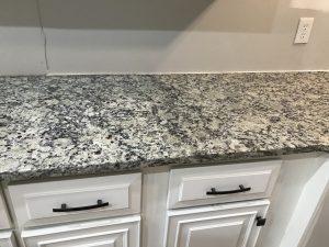Santa Cecilia Light Granite Kitchen Countertops 3